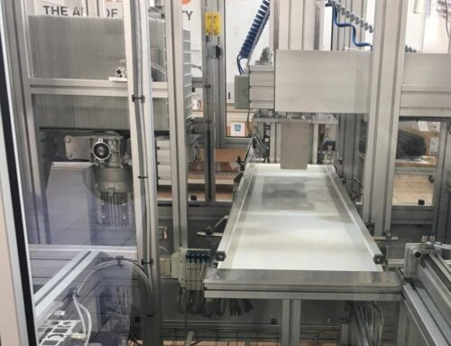 Automatic Assembly System for DTS Trays