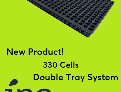 330 Cells Double Tray System