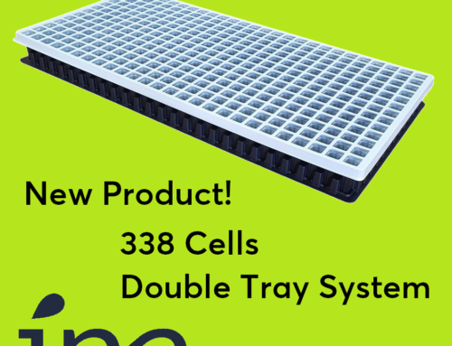 338 Cells Double Tray System